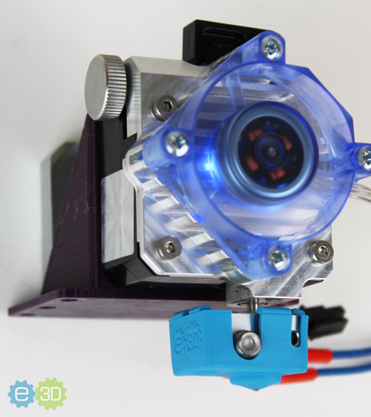Titan Aero HotEnd and Extruder