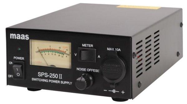 MAAS SPS-250-II Schaltnetzteil 25 Ampere 13,8V