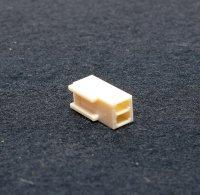 Platinensteckverbinder NS25-G4 Buchsenleiste 2 Pins gerade Leergehäuse A2542