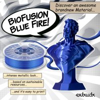 BioFusion Blue Fire