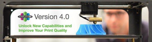 Simplify 3D V4.0 Software