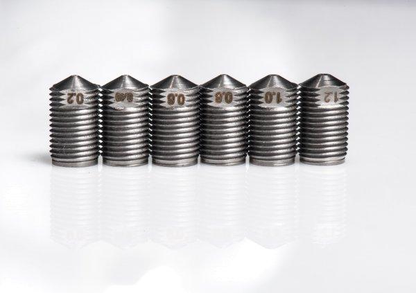Individual Nozzles