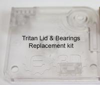 Titan Replacement Kit (Bearings & Lid)