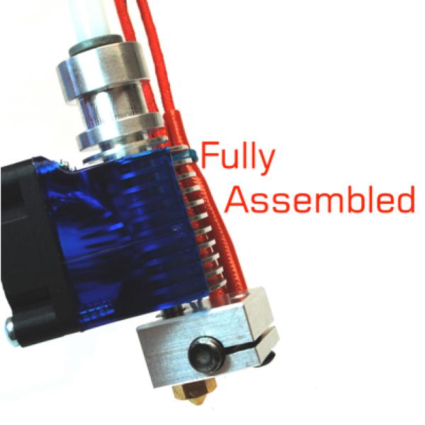 v6 HotEnd Full Kit - Assembled
