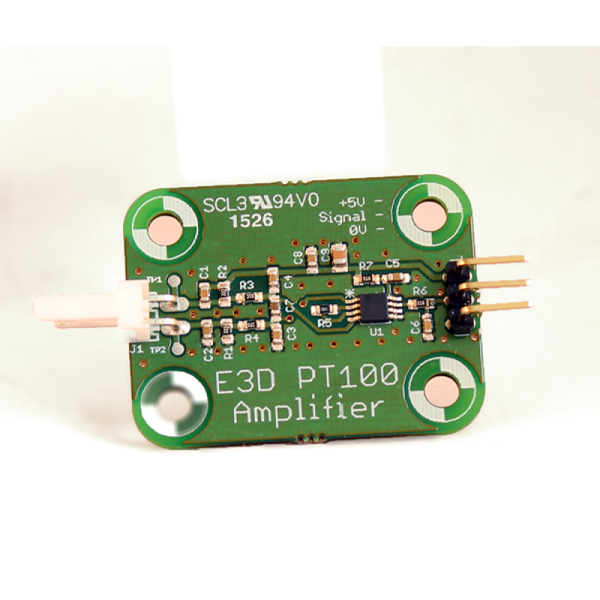 PT100 Amplifier Board