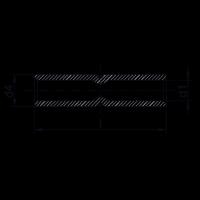 Stoßverbinder, Cu, Normalausführung verschiedene Größen