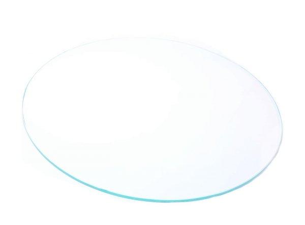 Floatglas Platte 170x4 Kreis rund circle floating glass 3D Druck print Delta