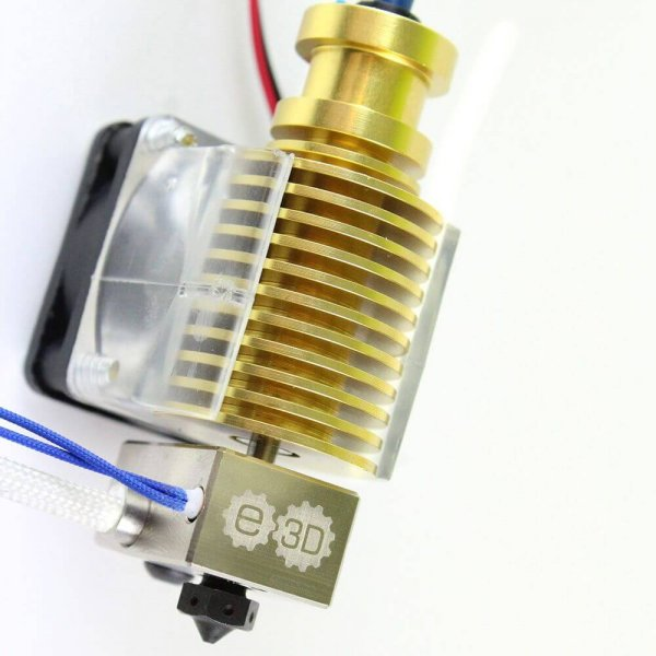 The V6 GOLD Edition HotEnd 12V/24V