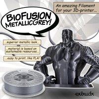 BioFusion Metallic Grey