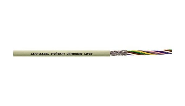 UNITRONIC LIYCY 4x0,14mm2
