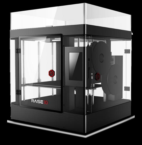 Raise3D N2 3D-Drucker mit Dual-Extruder