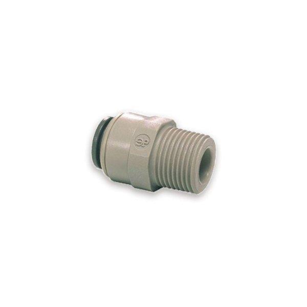 Threaded Bowden Coupler 3 mm