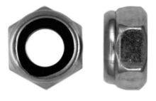 Sicherungsmuttern DIN 985 M4 Stopmuttern Polystop