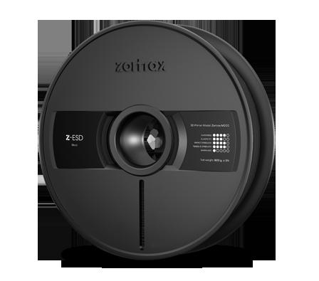 Zortrax Z-ESD Filament Schwarz 0,8kg 1,75mm