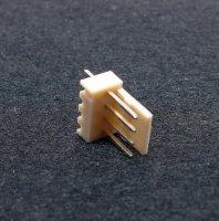 Platinensteckverbinder NS25-W4P - Stiftleiste - NS25 Serie - 4 Pins - gerade
