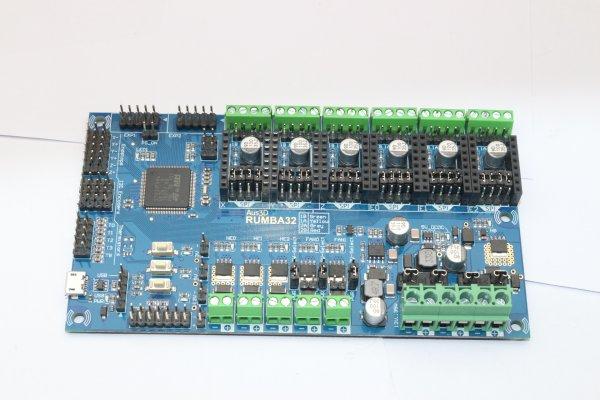 Rumba32 V1.1B 32bit Control Board