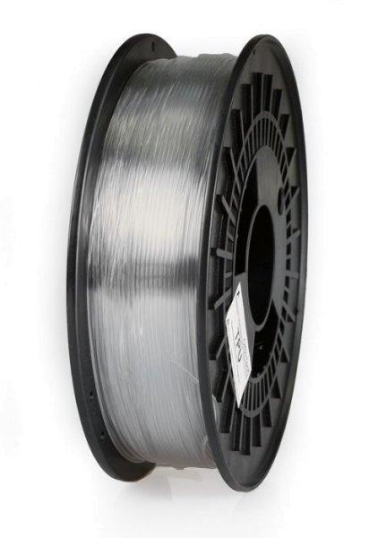 TPU Filament Transparent, 750 g 1,75 mm
