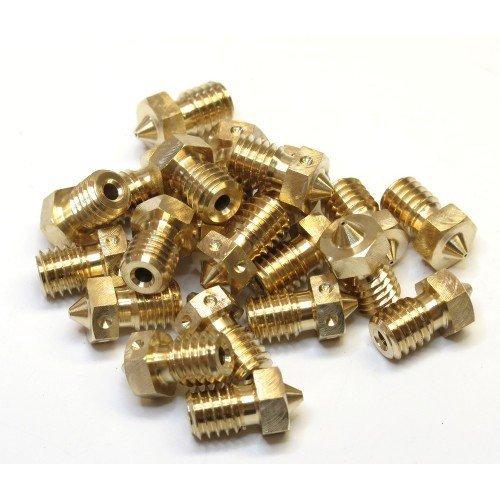 v6 Extra Nozzle - 1.75mm x 0.60mm