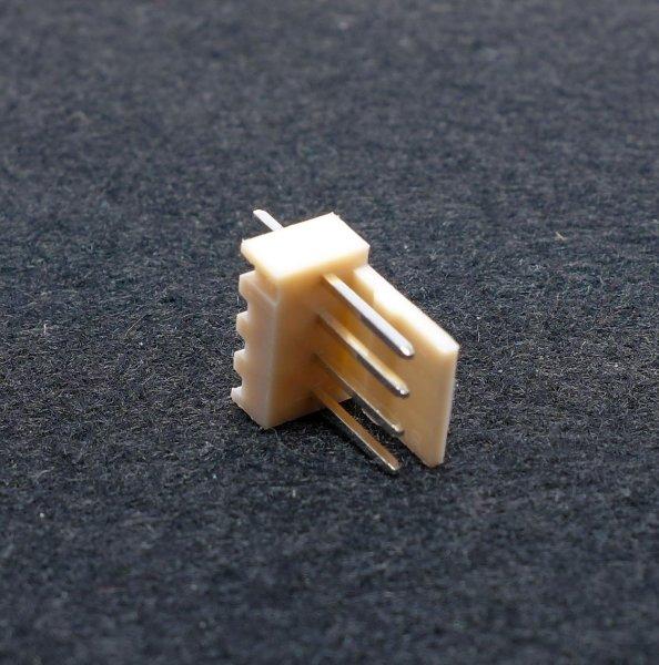 Platinensteckverbinder NS25-W3P - Stiftleiste - NS25 Serie - 3 Pins - gerade