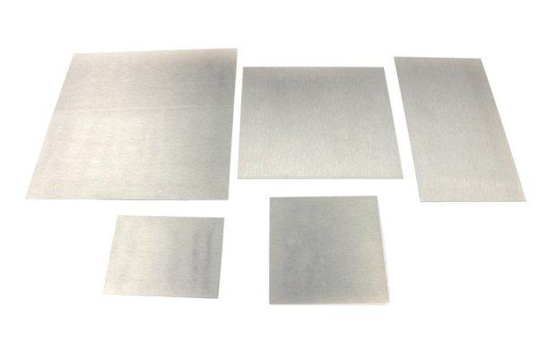 GeckoTec 4-eckige Druckplatten