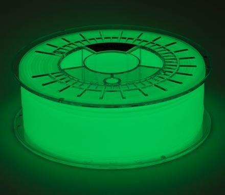 Abverkauf Extrudr PETG Glow Ex 2.85mm