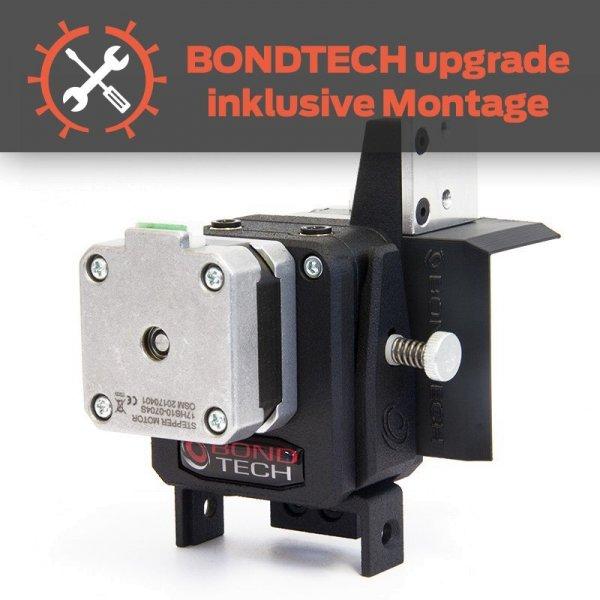 BONDTECH Raise3D N2 / N2 Plus DualDirect inklusive Montage