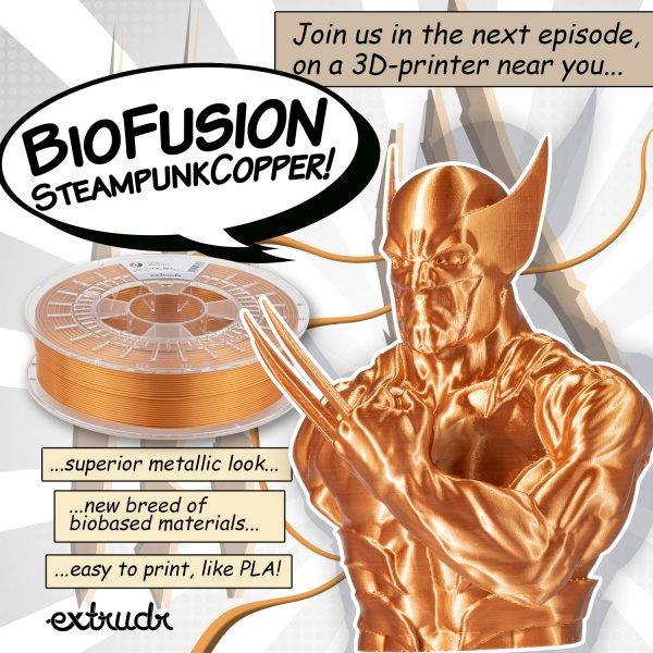 BioFusion Steampunk Copper