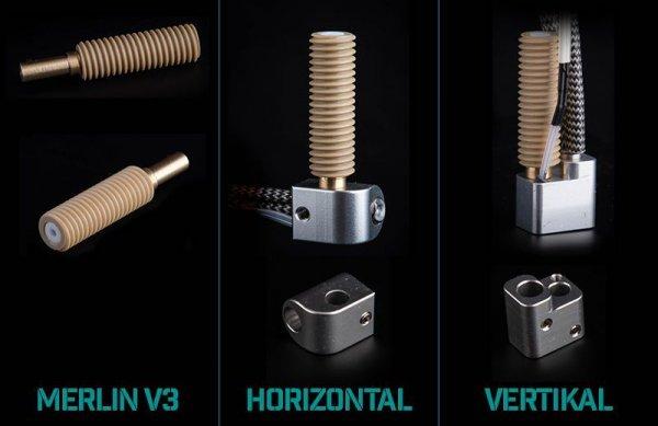 Merlin Hotend Set 1.75mm V3